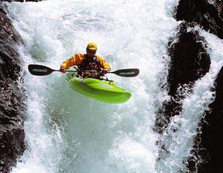 The Extreme Kayaking International championship in Guria!